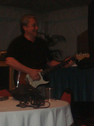 Szetela on Guitar