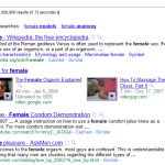 "Don't Google the Word ""Female"" - Google FAIL!"