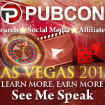 Come See Me at Pubcon NOLA March 18th-20th